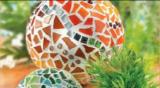 Guľa z mozaiky