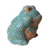 Žaba z mozaiky