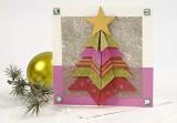 Vianočná pohľadnica sostromčekom
