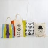 Farebné tašky nanákup