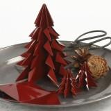 Papierový vianočný strom