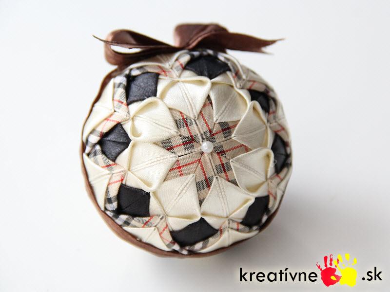 Návod na patchwork vianočnú guľu – blog.kreativneruky.sk 03e91298049